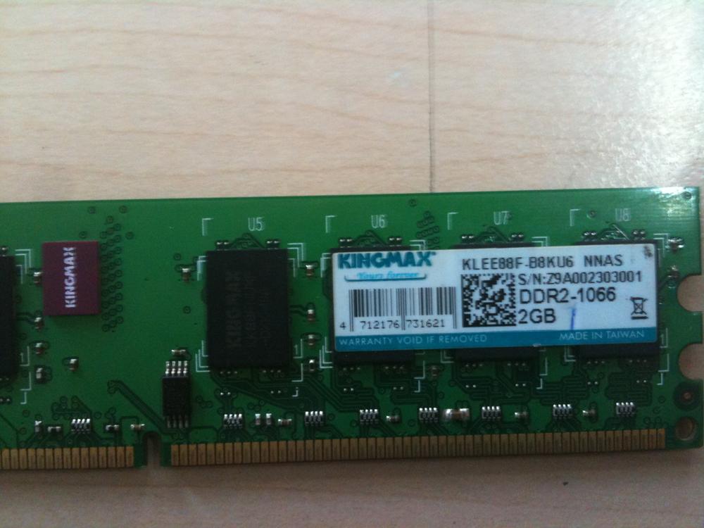 Ram DDR2 cũ
